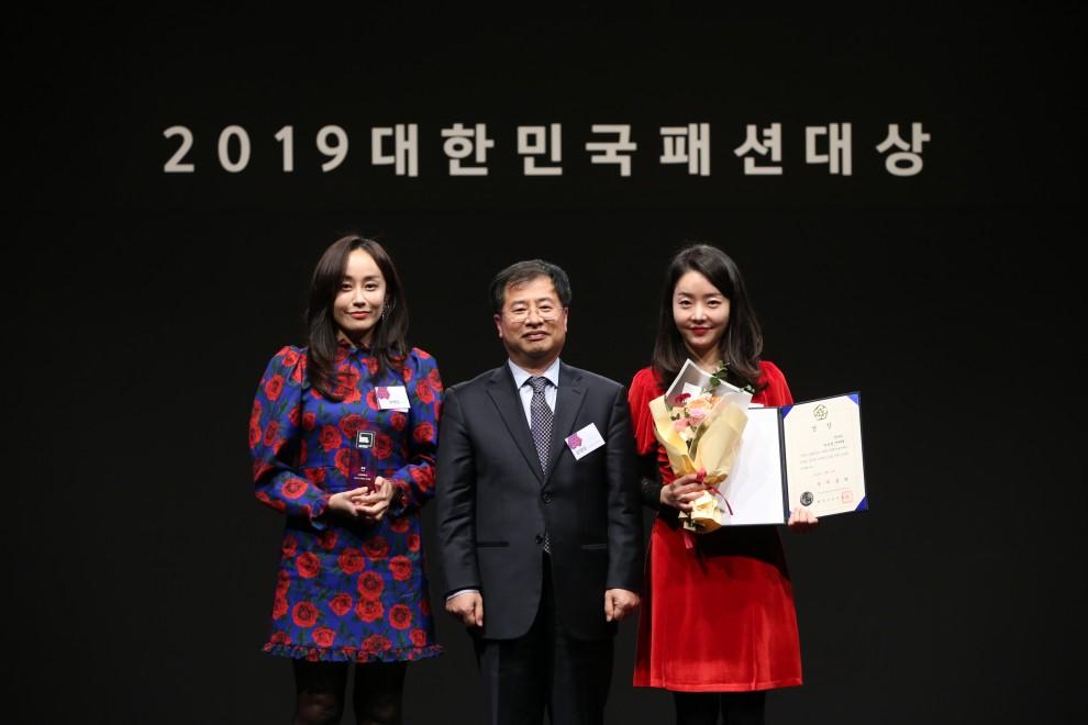 2019 대한민국패션대상_금상 랭앤루
