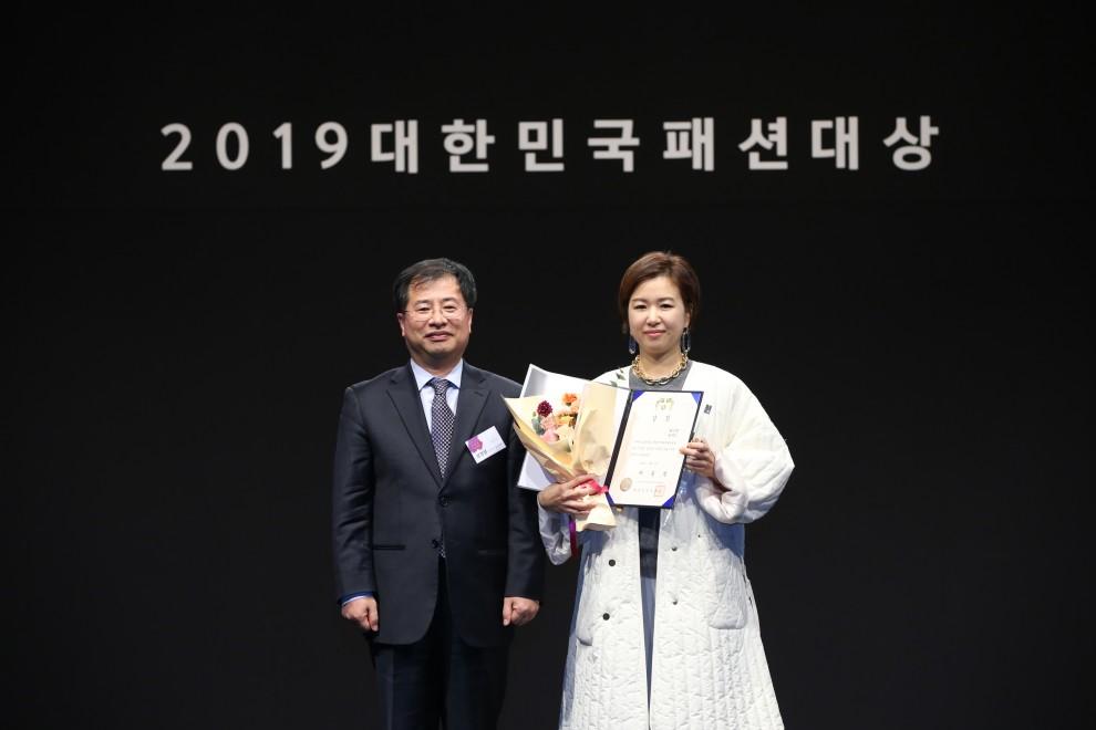 2019 대한민국패션대상_대상 제이청