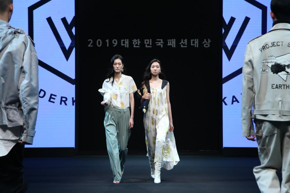 2019 대한민국패션대상_W컨셉인기상 분더캄머2